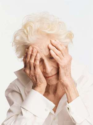 La anciana se recupera del shock por el hecho y la paliza recibida. Foto: THINKSTOCK