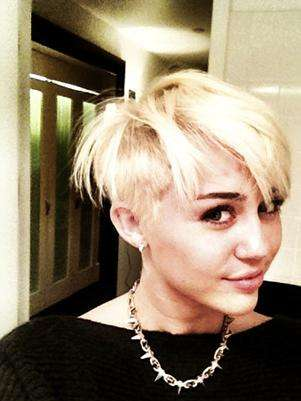 Miley Cyrus Foto: Twitter Oficial