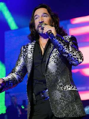"""Marco Antonio Solís señaló que su nuevo álbum se llamará """"Gracias Por Estar Aquí"""". Foto: Getty Images"""