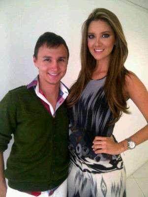 Mauricio Leal, maquillador profesional. Foto: Oficial