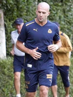Emanuel Villa llegará en forma definitiva a Tigres y en un contrato por tres años. Foto: Mexsport