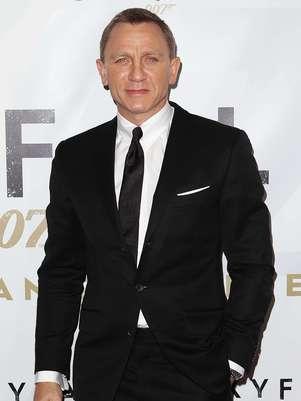 Daniel Craig es el Bond mejor pagado de la historia Foto: Getty Images