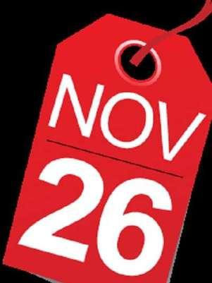 Cyber Monday es este lunes 26 de Noviembre Foto: Divulgación