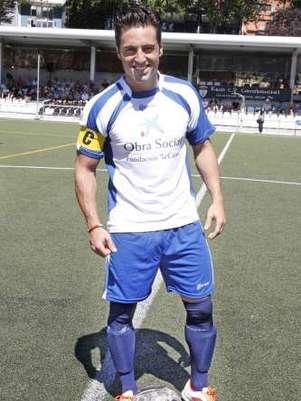 David Bustamante, en una imagen de archivo. Foto: Gtres