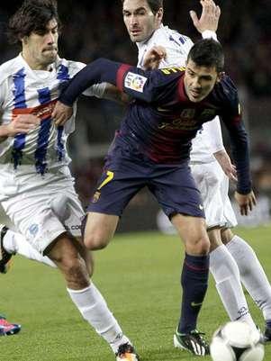 Villa ha marcado dos goles ante el Alavés Foto: EFE en español