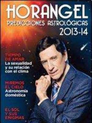 """""""Predicciones 2013 - 2014"""", Horangel Foto: Editorial Atlántida"""