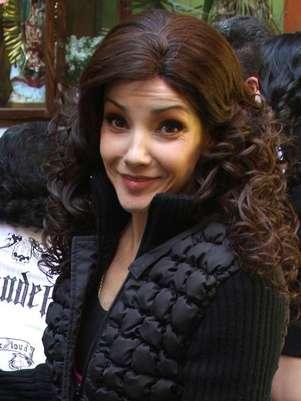 Karla Álvarez interpretaba a una prostituta en la telenovela 'Qué Bonito Amor'. Foto: Photo AMC