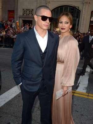 Casper Smart y Jennifer López Foto: Getty Images
