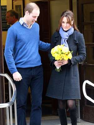 El Príncipe William espera sorprender a su esposa con el original regalo. Foto: Getty Images