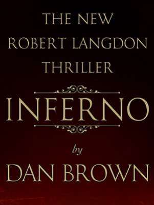 'Inferno' de Dan Brown Foto: Dan Brown
