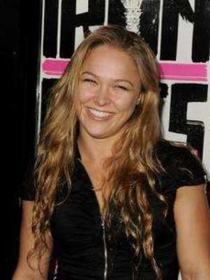 Rousey campeona de peso gallo de la UFC. Foto: Getty images