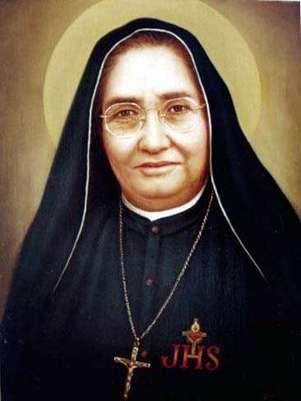 La madre María Guadalupe García Zavala, quien fue beatificada en 2004, será canonizada el 12 de mayo de 2013. Foto: http://www.diocesisdecelaya.org.mx