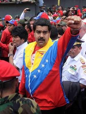 Chávez pidió a sus seguidores que votaran por Maduro en caso de que se celebraran elecciones anticipadas. Foto: AP