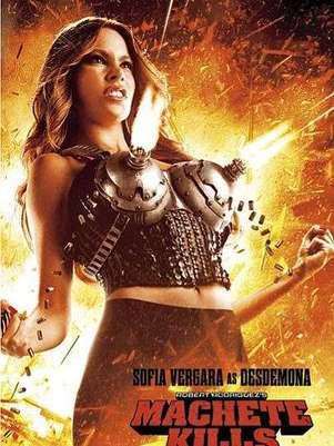 Sofía Vergara en 'Machete Kills' Foto: 20th Century Fox