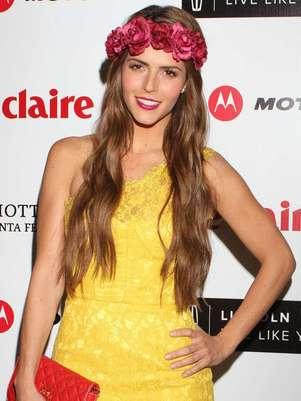 Claudia Álvarez detuvo visiblemente alterada las grabaciones de 'Porque el Amor Manda'. Foto: Photo AMC