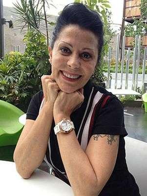 Alejandra Guzmán Foto: Tomada de Photobucket