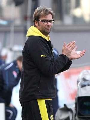 A Klopp y el Dortmund sólo les queda la Champions. Foto: Getty Images