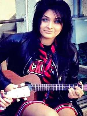 Paris es hija de Michael Jackson y Debbie Rowe. Foto: Reforma
