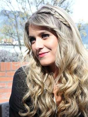 Laura Tobón habla de su nuevo proyecto como presentadora. Foto: David Micolta/Terra