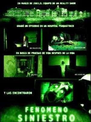 Fenómeno Siniestro Foto: Corazón Films / Corazón Films