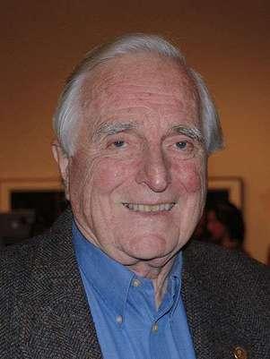 El inventor Douglas Engelbert, en una foto de 2008 Foto: Alex Handy / Wikimedia