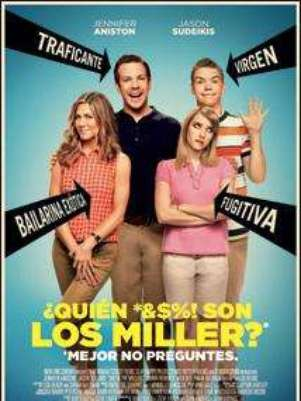 ¿Quién *&$%! son los Miller? Foto: Warner Bros. Pictures / Warner Bros. Pictures