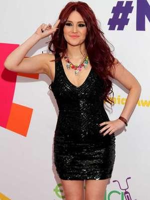 Dulce María asegura que su personaje es muy diferente a lo que ha hecho en otras telenovelas juveniles. Foto: Photo AMC