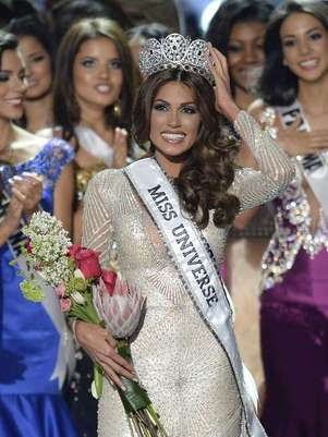 Miss Venezuela se coronó como Miss Universo 2013 gracias a su talento y belleza. Foto: Getty Images