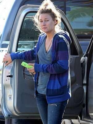Así fue la llegada de Jasmine a la casa de Paul Walker. Foto: Tomadas de Splash News