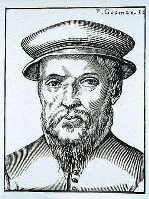 El tipo de letra Garamond es uno de los más antiguos. Fue diseñado por Claude Garamond, un editor francés que vivió entre 1490 y 1561. Foto: wikipedia