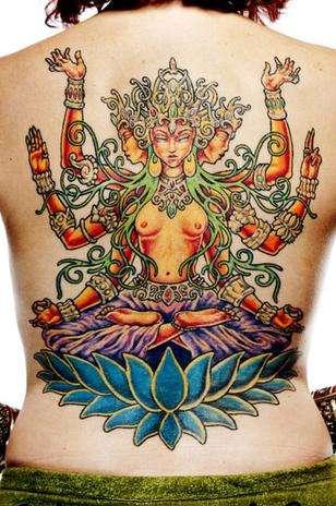 Museo de california retrata la evoluci n del tatuaje for Craft and folk art museum