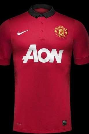 camisas del manchester united