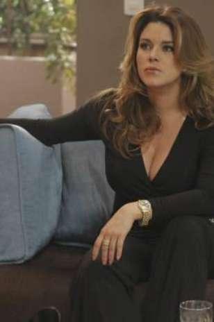 ... de las telenovelas foto alicia machado es la madame unimás terra