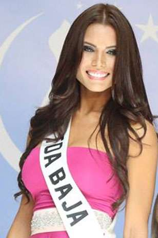 [OffTopic] Miss Universo. Toabaja