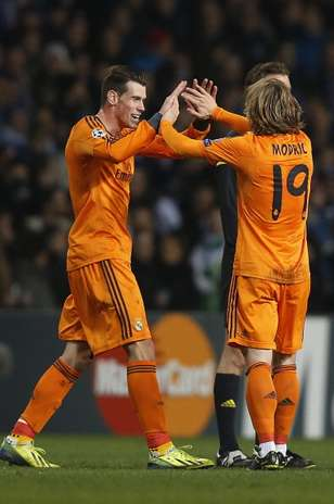 Modric - Bale Real Madrid