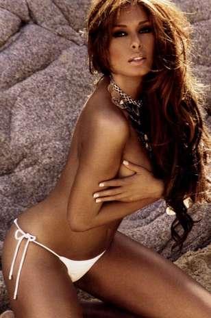 Galilea Montijo hizo las sesiones fotográficas más sensuales para la