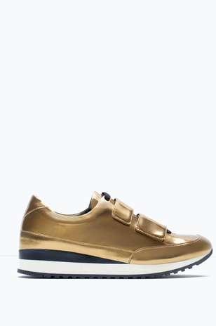Shopping shoes: Zapatos dorados o plateados