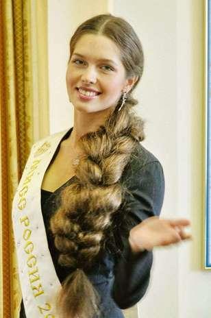 Miss rusia - elizaveta golovanova. nació en smolensk el 2 de abril de