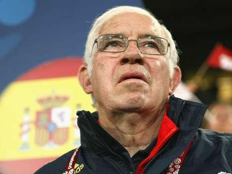 Luis Aragonés fue el técnico que llevó a España a ganar la Eurocopa 2008. Foto: Getty Images
