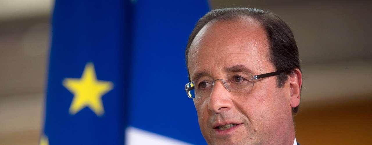 François Hollande  - El presidente francés, que asumió el cargo en mayo, irá a la Rio+20 tras participar en su primera cumbre del G20 de potencias industrializadas y emergentes en la ciudad mexicana de Los Cabos. El mandatario socialista incentiva la \