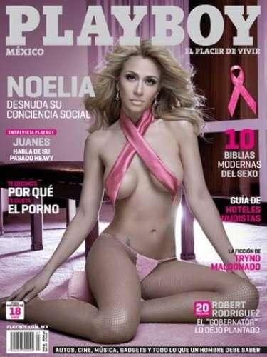 Noelia (Noviembre de 2010).