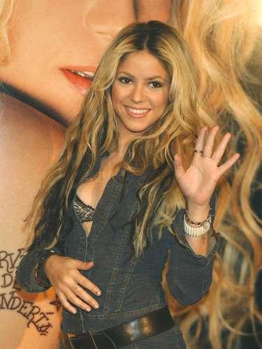 Después de 'Servicio de lavandería', Shakira emprendió su gira por todo el mundo llamada 'Tour de la Mangosta '.