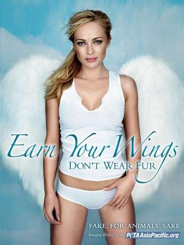 ¡Gana tus alas, no vistas pieles!