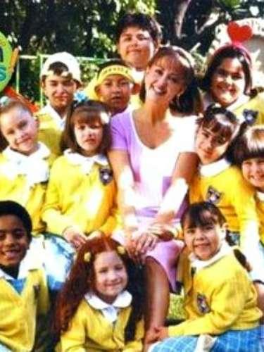 Andrea Legarreta.-En 'Vivan los Niños'fue la dulce Maestra 'Lupita Gómez'. Después de eso, la actriz ha hecho apariciones especiales de un episodio en telenovelas como 'Mañana Es Para Siempre' y 'La Fuerza Del Destino'.