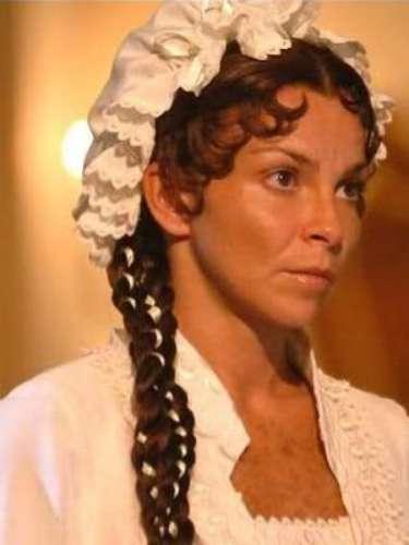 Mariana Garza.-En 2009, la actriz aceptó hacer una aparición especial en 'Atrévete a Soñar', como la Profesora Patricia.