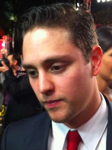 Ex-RBD member Christopher Uckermann gave great face.