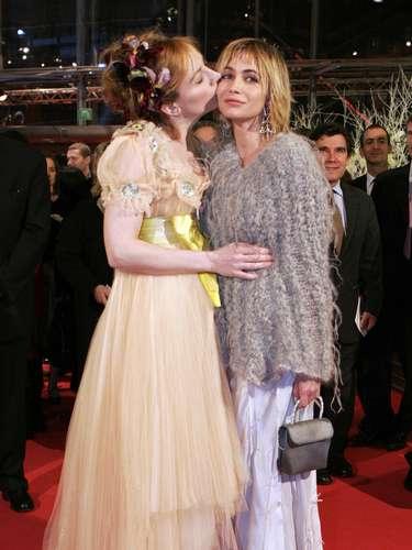 Julie Depardieu y Emmanuelle Beart.