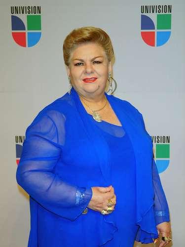Paquita la del Barrio fue detenida en una cárcel mexicana por 17 horas,tras un supuesto fraude fiscal de USD$135 mil dólares. El caso fue traumático porque la detuvieron en el Aeropuerto Internacional de la Ciudad de México, recién llegada de Estados Unidos. ¡Qué pena!