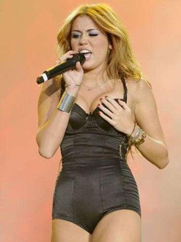 Miley Cyrus chequea que sus \