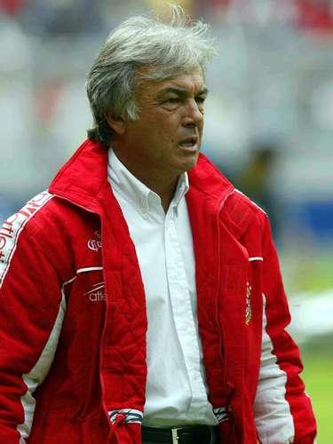 Alberto Jorge, campeón con Toluca en el Apertura 2002.